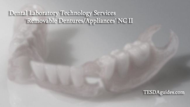 Dental-Laboratory-Technology-Services-Removable-Dentures-Appliances-NC-II