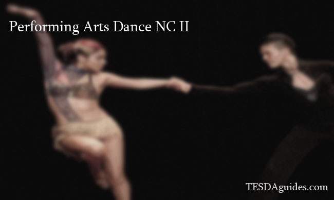 Performing-Arts-Dance-NC-II-tesdaguides-com