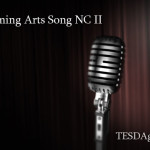 TESDA Course Performing Arts Song NC II Vocational Short Course in the Philippines