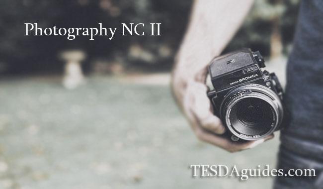 Photography-NC-II-TESDAGuides-com