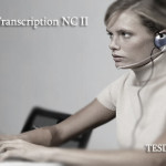 TESDA Course Medical Transcription NC II