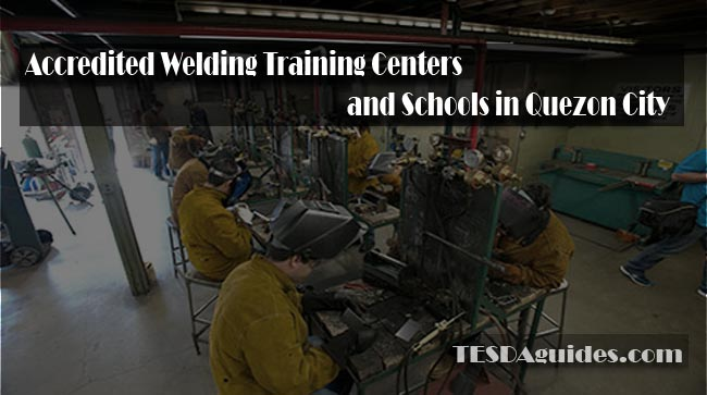 Welding of course you can
