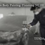 Automotive Body Painting/ Finishing NC III