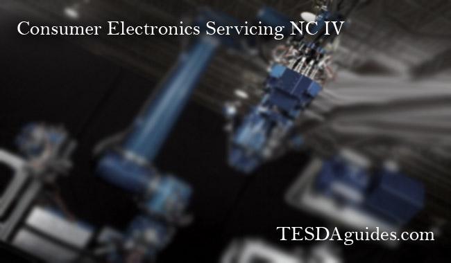 tesdaguides.com-Consumer-Electronics-Servicing-NC-IV