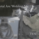 Gas Metal Arc Welding (GMAW) NC III