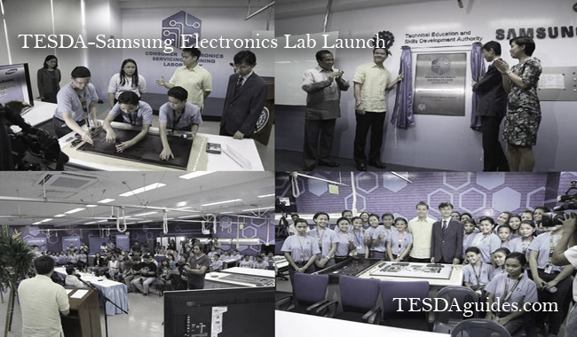tesdaguides.com-TESDA-Samsung-Electronics-Lab