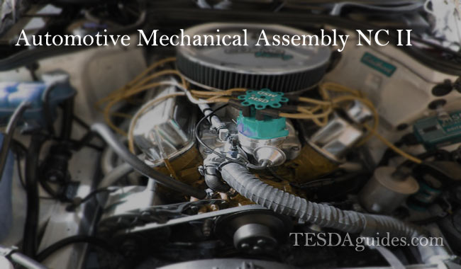 tesdaguides.com-Automotive-Mechanical-Assembly-NC-II