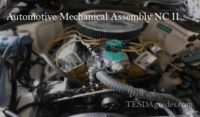 tesdaguides.com-Automotive-Mechanical-Assembly-NC-II