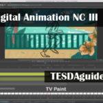 2D Digital Animation NC III TESDA courses
